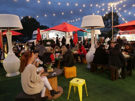 Adelaide Food Trucks For Hire