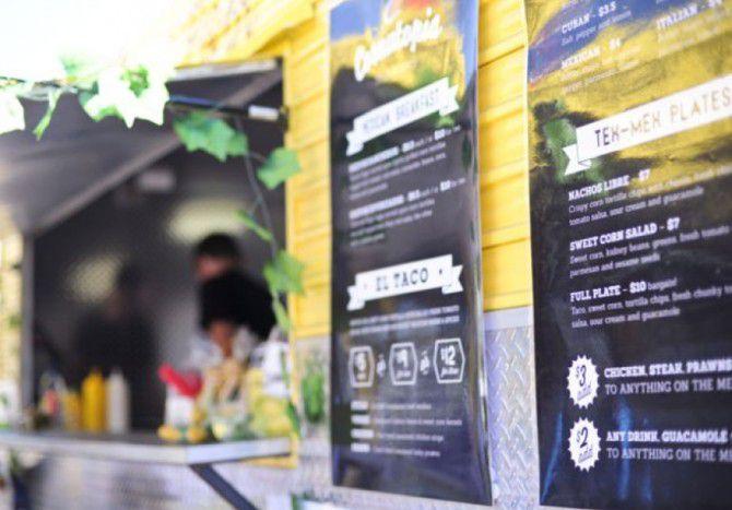 Food Truck Operations Plan