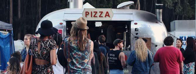 Happy Camper Pizza Food Truck