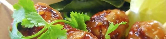 Farang Thai Isaan BBQ Food Truck